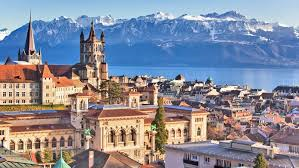 Lausanne, Vaud, Switzerland